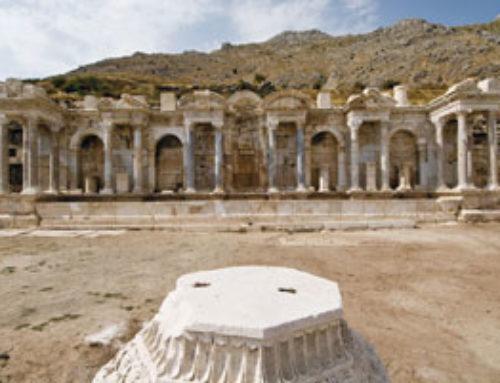 Sagalassos Features – World Archeology